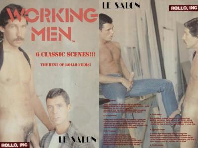 Working Men Barebacking (1979) - Bart, Brad, Dave