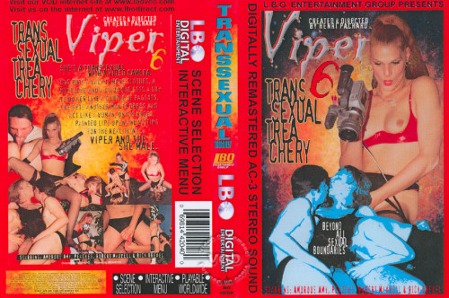 Viper 6 - Transsexual Treachery