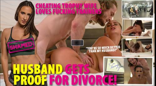 Fetishnetwork - Ashley Adams - Cheating Trophy Wife Exposed