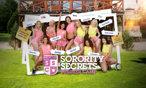 Sorority Secrets - Summer Camp - LifeSelector 21Roles Porn games