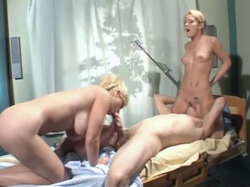 Amazing threesome Bisexuals