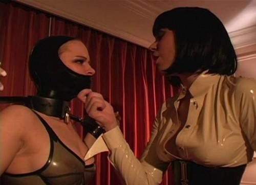 The Perils Of Gwen Vol 1 BDSM Latex
