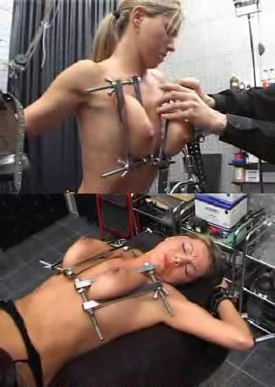 BDSM service for boobs