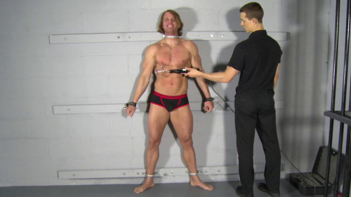 DreamBoyBondage - Chris - Part 1 Prison of Pain Gay BDSM