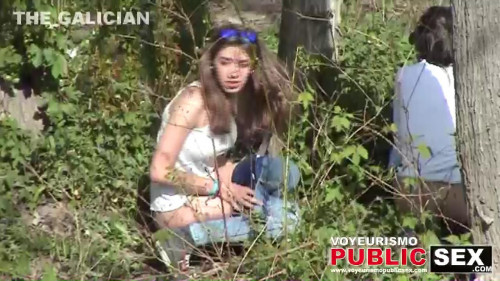 Galician Gotta Pissing Part 08 (2014)