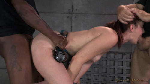 Dungeon Slave Cici Rhodes Strictly Restrained BDSM