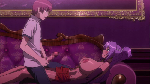Koutetsu no Majo Annerose (2018) Anime and Hentai