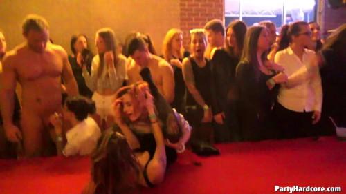 Party Hardcore Gone Crazy Vol. 40 - Scene 1 - HD 720p Public Sex