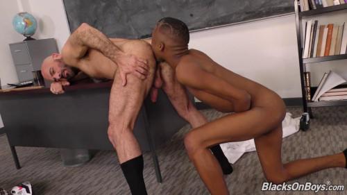 Blacks on Boys - Adam Russo & Zeero