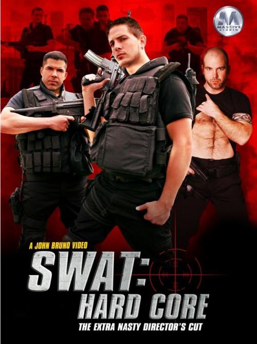 Swat Hard Core - Brad Rock, Brad Star, Tommy Blade Gay Movies