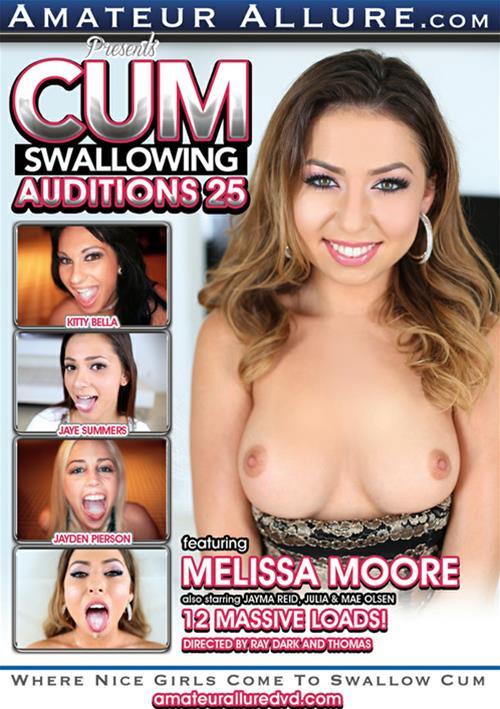 Cum Swallowing Auditions 25
