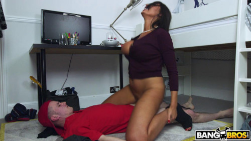 Taking Control Of This Crazy Situation Mature, MILF