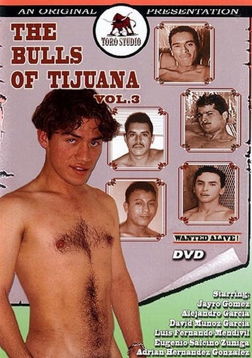 The Bulls Of Tijuana Vol. 3 Gay Solo