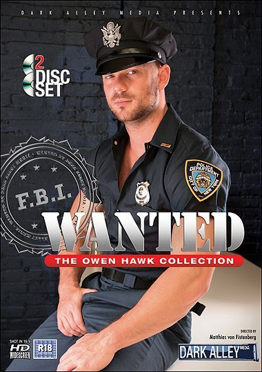 Dark Alley - Wanted - The Owen Hawk Collection