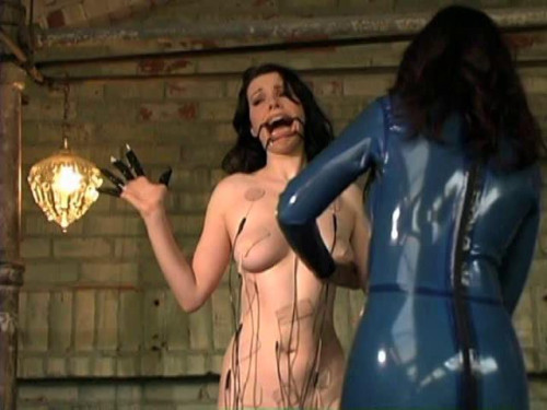 Snatched BDSM Latex