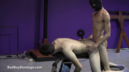 Calvin Collins ,Jakobe Williamson - Anally Used By Master Calvin