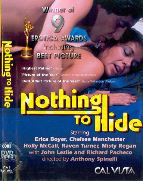 Nothing to Hide (1981) Vintage Porn