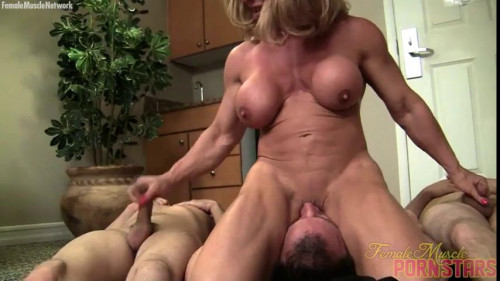 Wild Kat - Make Like A Tree And Suck It Female Muscle