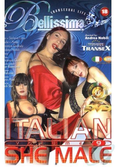 Italian She-Male Part 9 (2004)