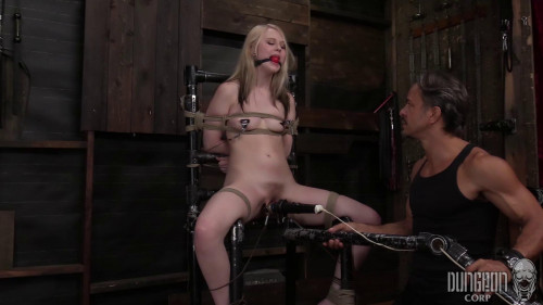 Lily Rader - The Good Little Bondage Slave part 2 BDSM