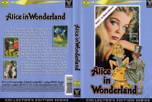 Alice In Wonderland (1979) - Kristine DeBell, Angel Barrett Vintage Porn