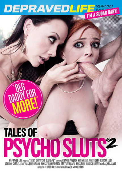 Tales of Psycho Sluts vol 2 (2017)