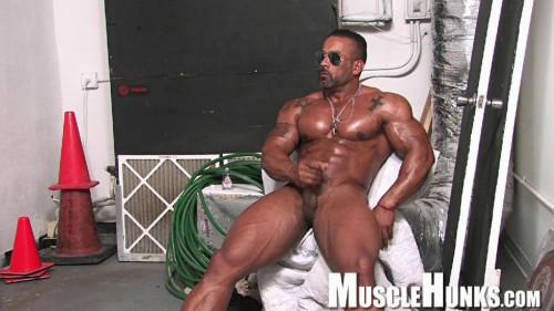 MuscleHunks - Don Juan - Tough As Nails Gay Solo