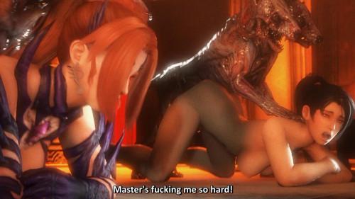Beastly_Bacchanalia 3D Porno