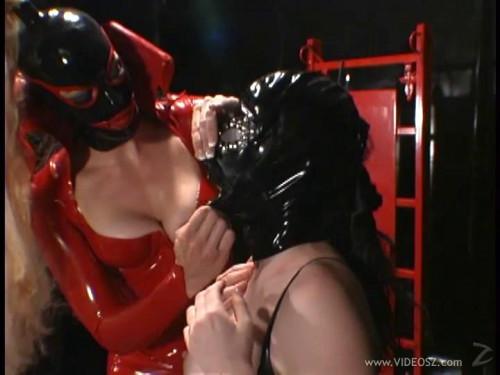 submission scene BDSM Latex