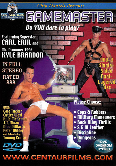 GameMaster (Do You Dare To Play) - Kyle Brandon, Carl Erik Gay Retro