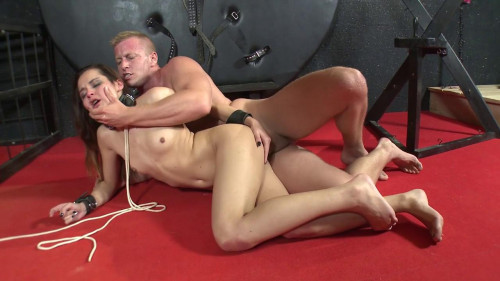 Slave Addicted To Brutal Anal Sex