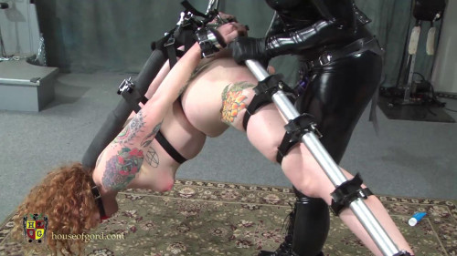 Mega Hot New The Best Collection House Of Gord. Part 2. BDSM Latex