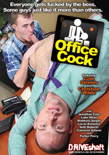 DriveShaft – Office Cock (2013)