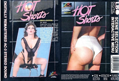 Hot Shorts (1989) - Erica Boyer Retro