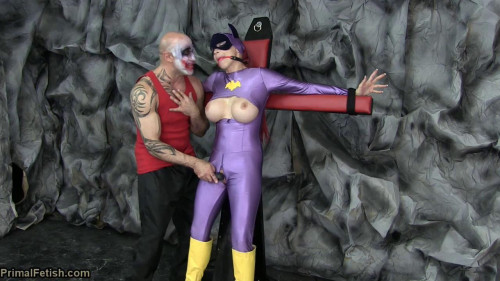 Batgirl - No Escape from the Madness BDSM Latex