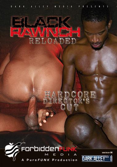 Black Rawnch Reloaded (Director's Cut) - Ameen Estes, Bryan Koby Gay Full-length films