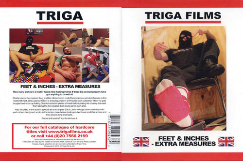 Triga Feet and Inches  Extra Measures