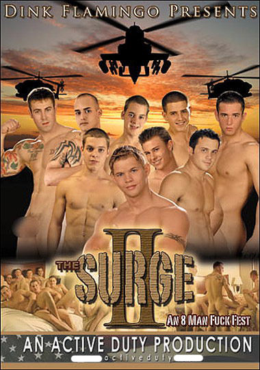 The Surge vol.2 Gay Movie