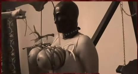 Retro BDSM.