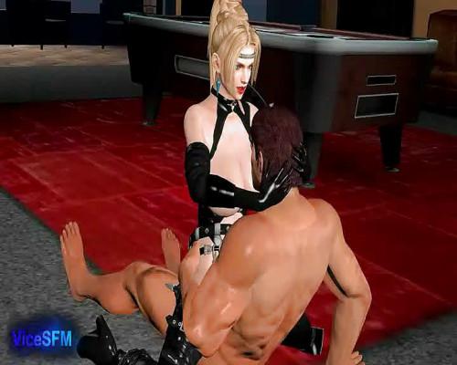 Rachel ( Ninja Gaiden ) assembly 3D Porno