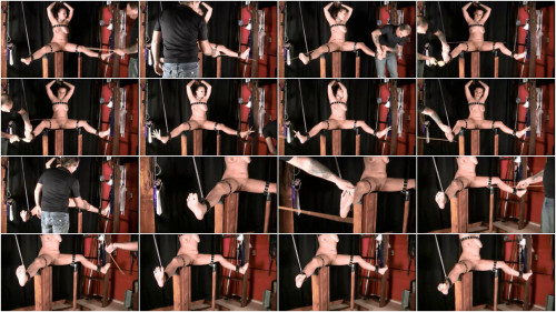 Brendasbound Bastinado To Tears BDSM