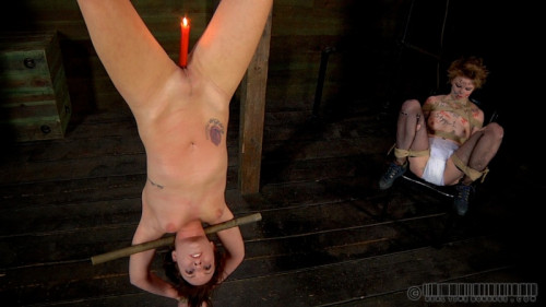 Real Time Bondage - Shithead Part 2 - Alisha Adams - Feb 23, 2013