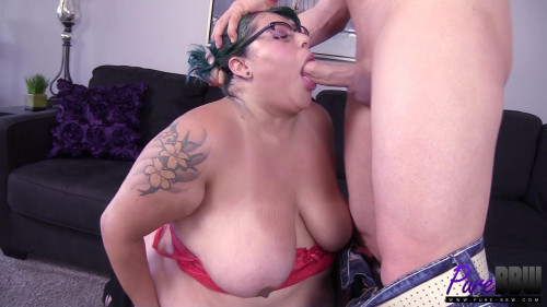 Veruca Darling – Sexy new BBW gets laid (2017)