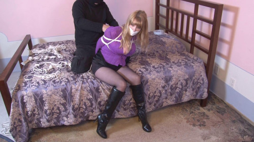 Intruder Grabs and Ties and Gropes and Vibes Lorelei BDSM