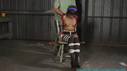 Rubee's Test - Pt 2 BDSM