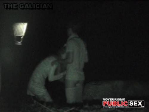 The Galician Night Hidden Cam Sex