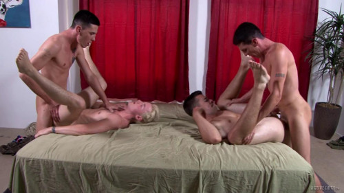 Dominic, Princeton Price, Jacob & Michael Stax