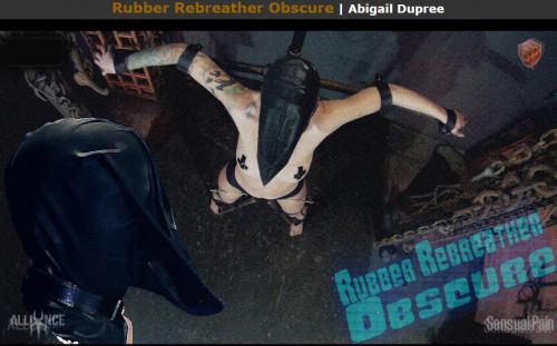 Sensualpain Rubber Rebreather Obscure