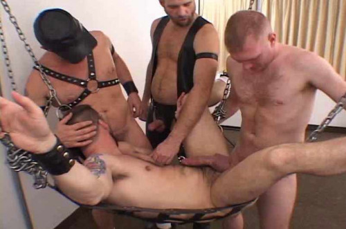 Amazing Leather Orgy With Load Collectors