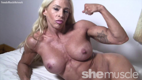 Jill Jaxen - Would You Know What This Pro Likes In Bed? Female Muscle